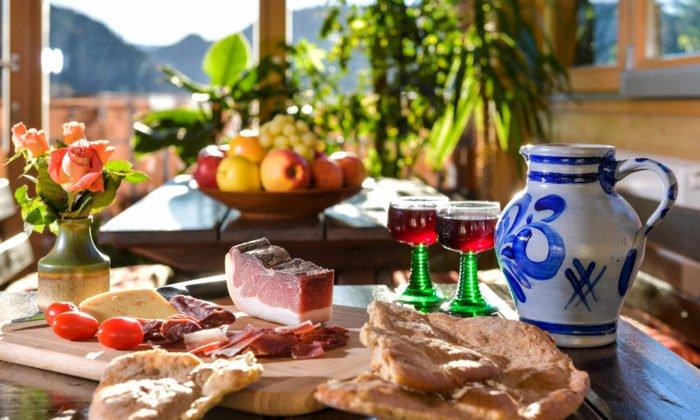 Bauernhofurlaub mit Frühstück – Genießen Sie hofeigene Produkte
