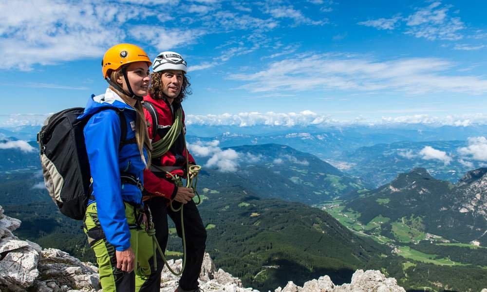 Kletterurlaub für Einsteiger und Abenteurer