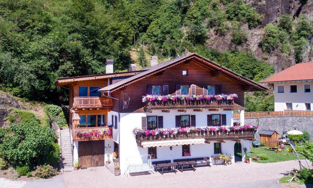 Tonderhof - Urlaub auf dem Bauernhof in Kastelruth / Südtirol