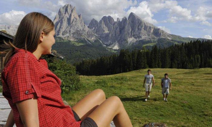 Wanderurlaub in den Dolomiten / Südtirol