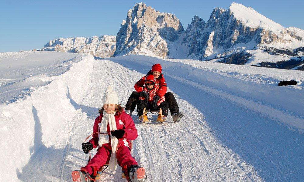 Winterurlaub – Traumhafter Skiurlaub auf der Seiser Alm