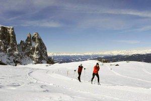 Settimana bianca Alpe di Siusi 1